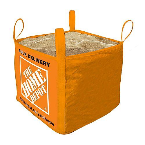 Play Sand - Bulk Bag Delivered - 1 Cubic Yard