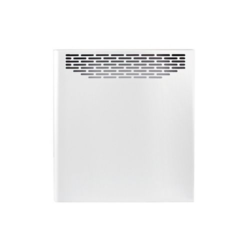 Uniwatt white 500W convector with thermostat