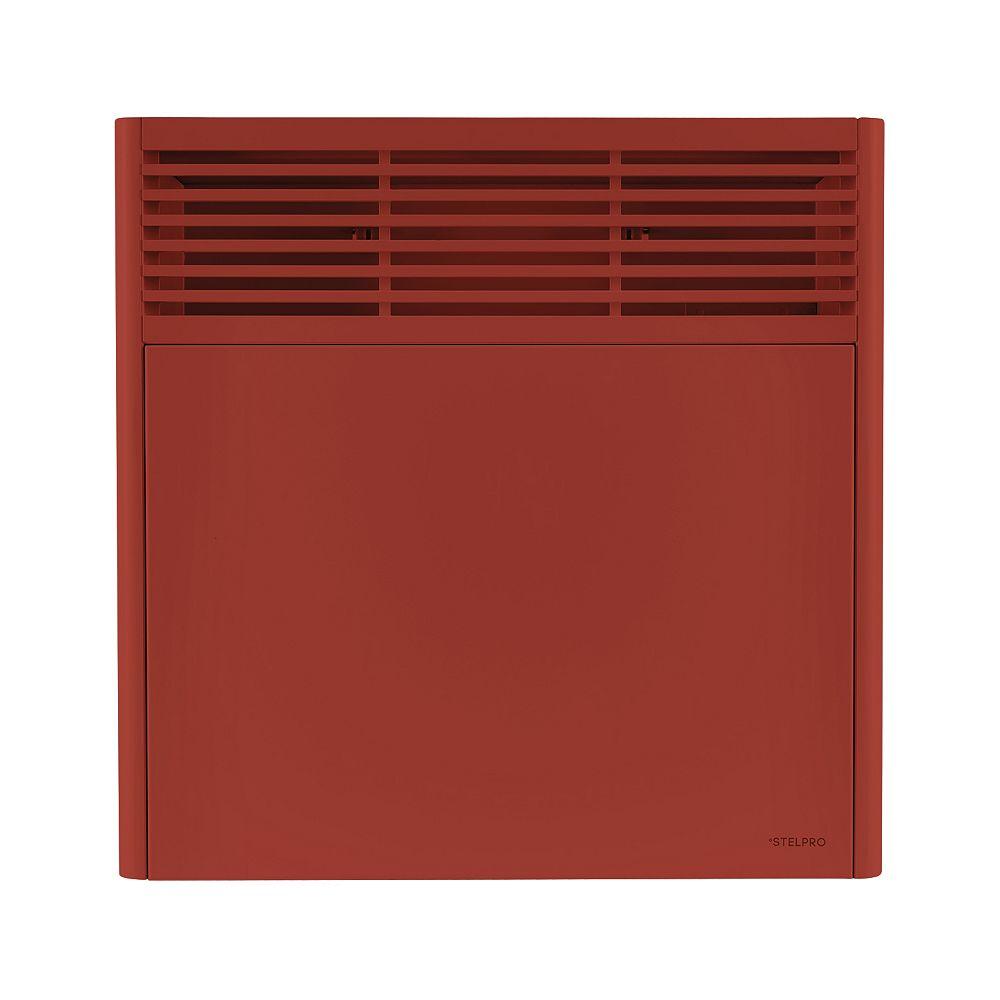 STELPRO Convecteur haut de gamme Orleans sans thermostat intégré 500W 240V rouge
