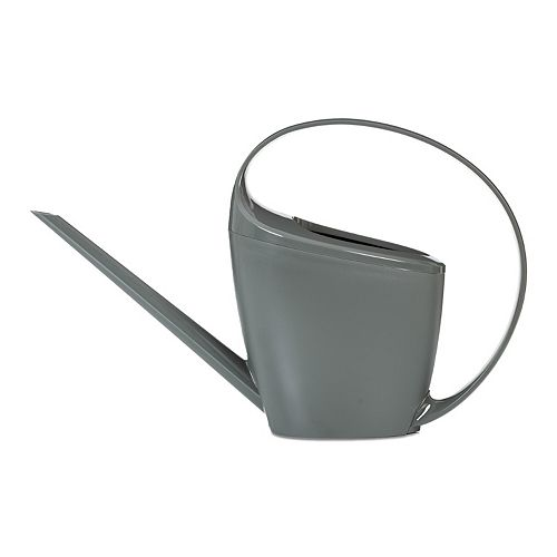 LOOP Plastic Watering Can Anthracite 1.4L