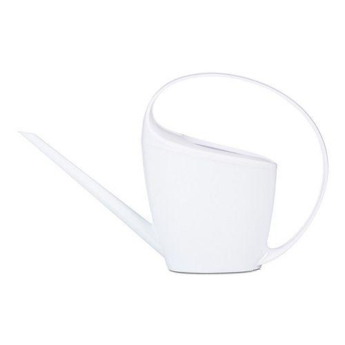 LOOP Plastic Watering Can White 1.4L