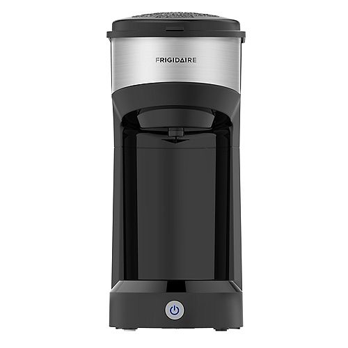 K-Cup Compatible Single Serve Coffee Maker - Black