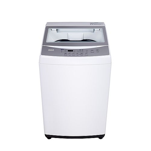 Compact 2.1 CU FT Portable Load Washer - Grey