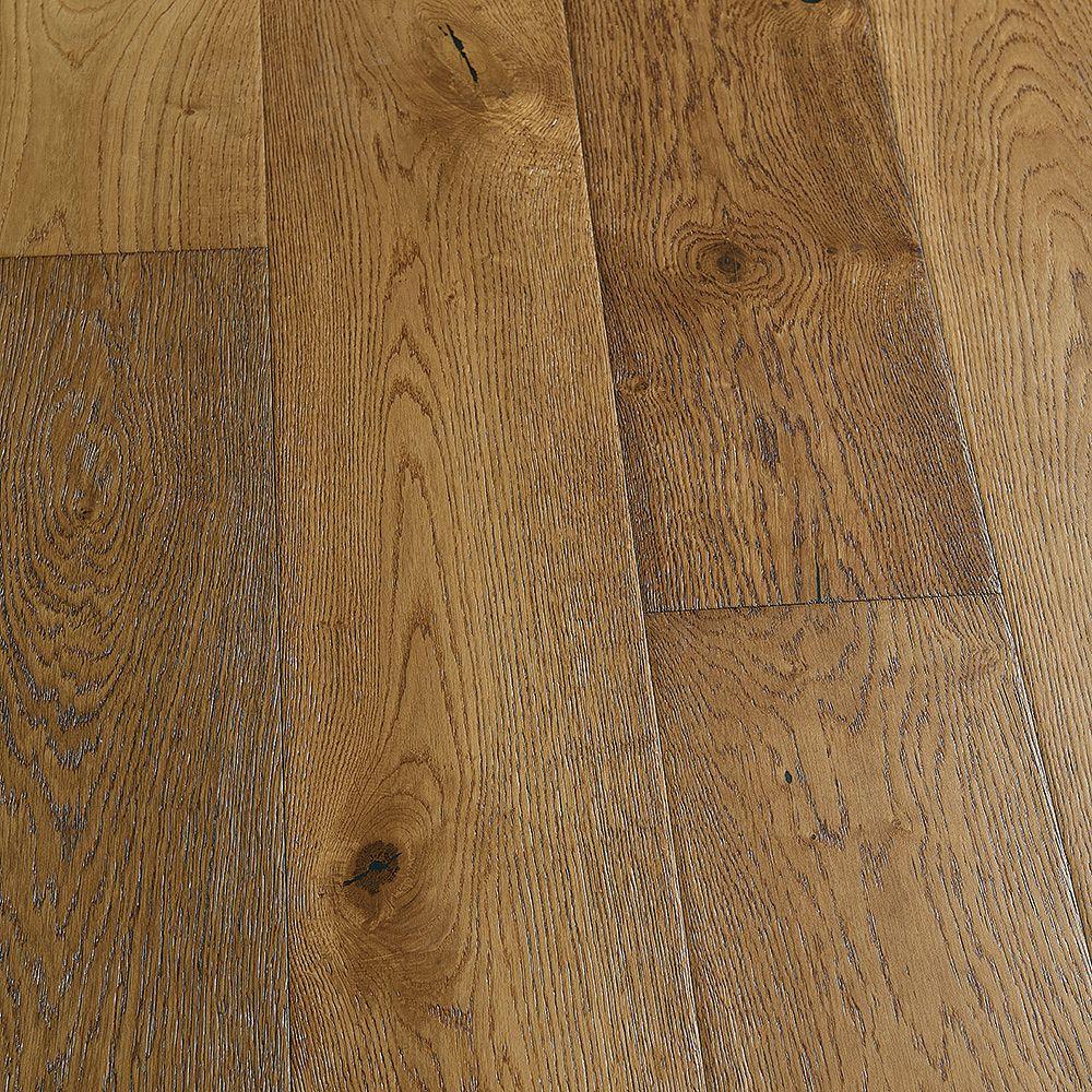 Malibu Wide Plank Revêt. sol bois franc ingénierie, chêne français Vanderbilt, 9/16 po E x 8,66 po L, 27,14 pi2/bte