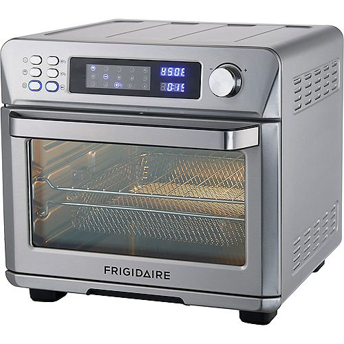 Frigidaire 25L Digital Air Fryer Oven - Stainless Steel
