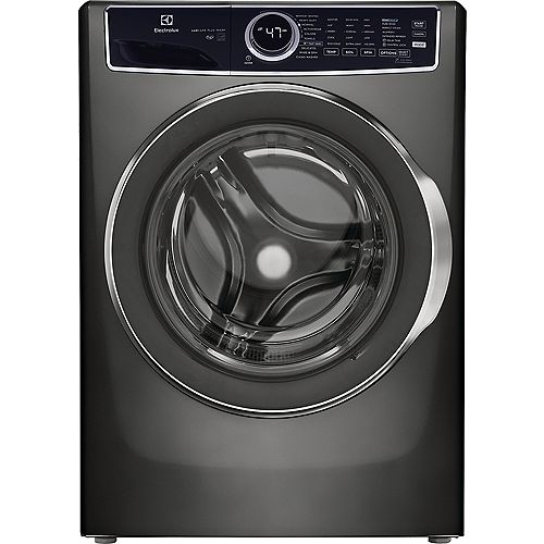Electrolux 5.2 Cu.Ft. Front Load Washer with Steam in Titanium - ENERGY STAR®