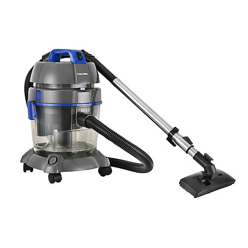 Home Water Filtration Vacuum with Pet Brush