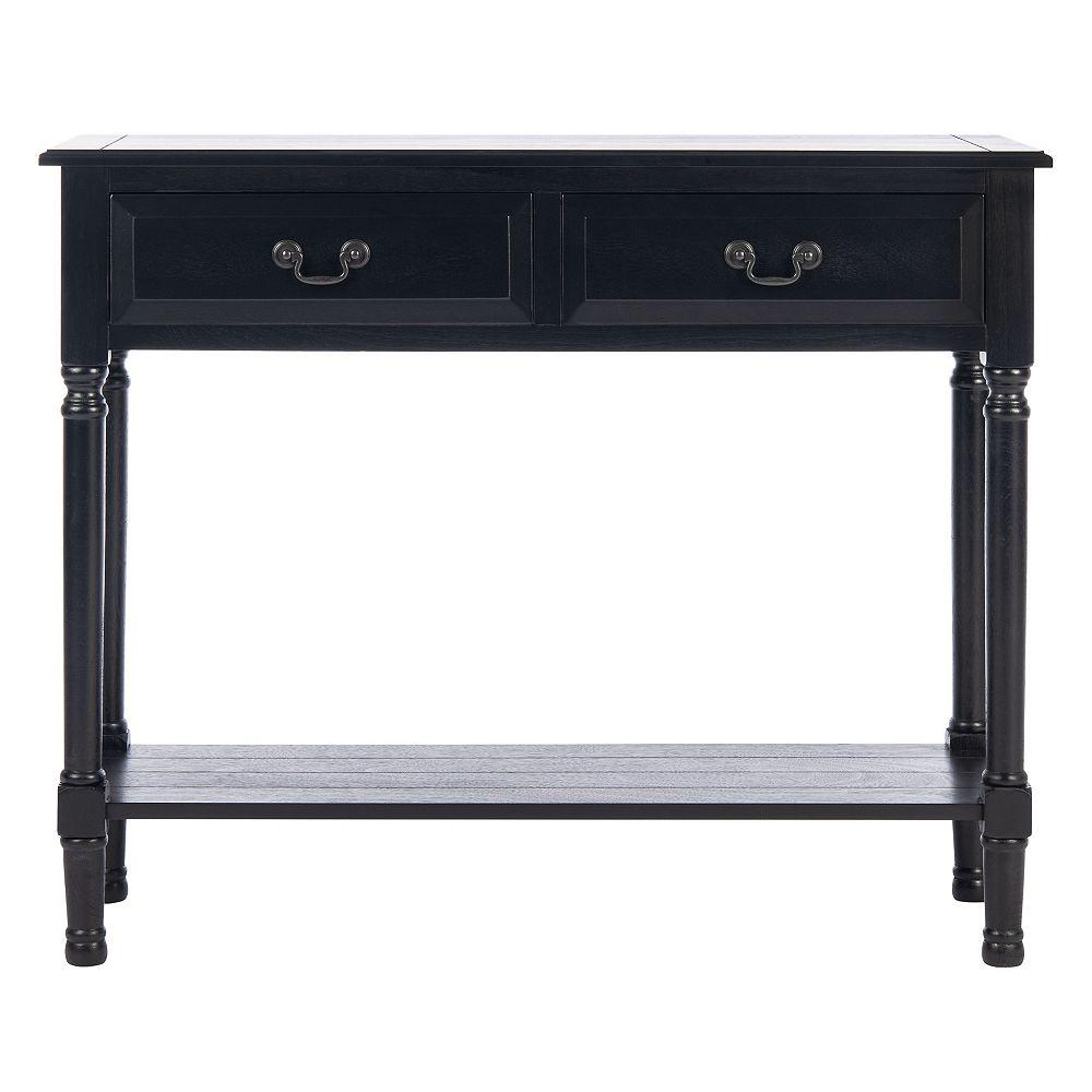 Safavieh Primrose Table de Console en Noir