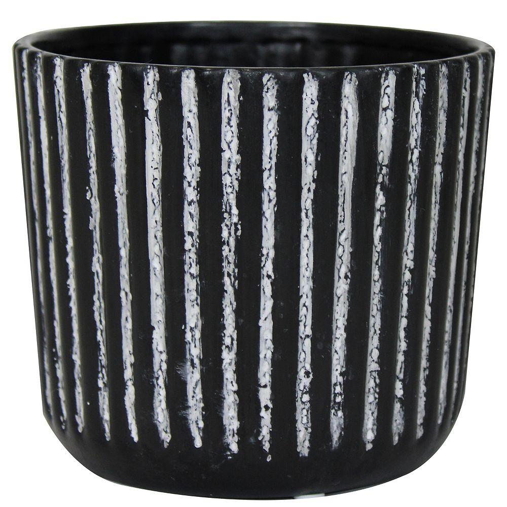 Foliera Krit 5pcs noir antique