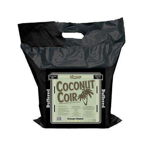 Viagrow Viagrow Buffered Coir, 5KG, 198 Pack