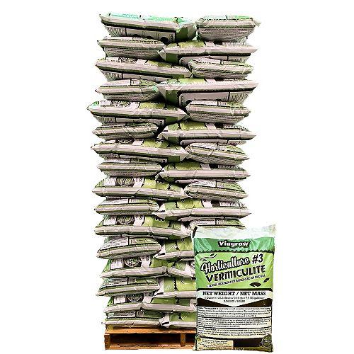 Viagrow Vermiculite, 1 CU FT Pallet
