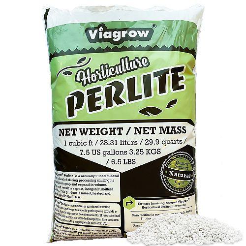 Viagrow Perlite, 1 CU FT
