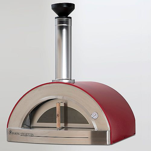 Torino Counter Top Wood Burning Pizza Oven