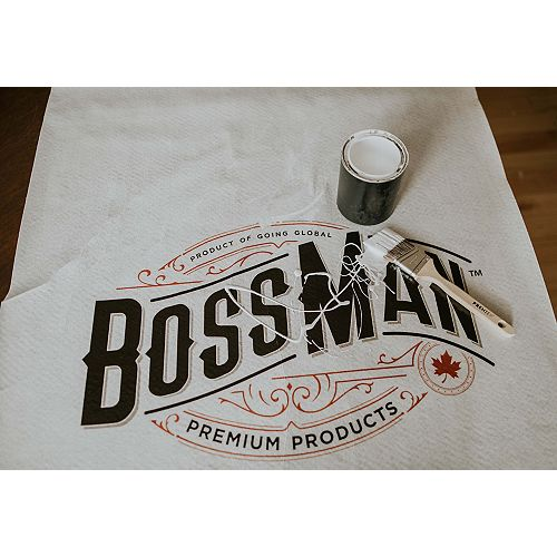 """36""""x32' Bossman Stair & Surface Protection"""