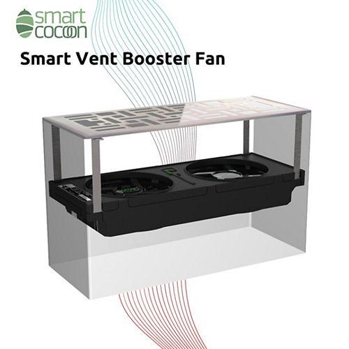 """Smart Register Booster Fan 4""""x10"""""""