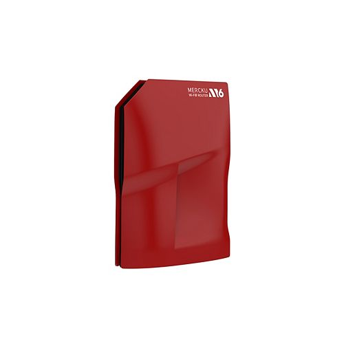 M6 AX1800 Wi-Fi 6 Dual-Band Mesh Router - Red