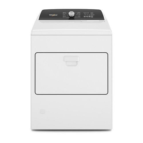 7.0 Cu. Ft. Top Load Gas Moisture Sensing Dryer