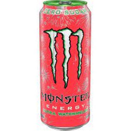 473ml Monster Ultra Watermelon