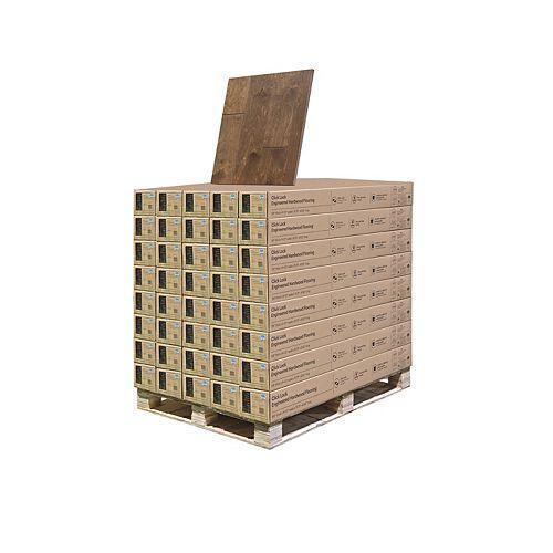 Birch Lobos 3/8 in. T x 6 1/2 in. W x Engineered Click Hardwood Flooring (945.56 sq. ft./pallet)