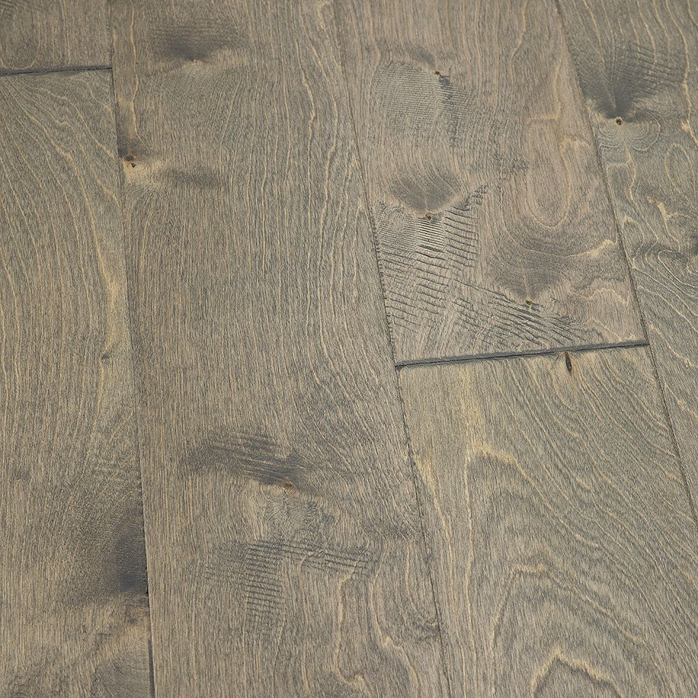 Malibu Wide Plank Birch Dillon 3/8 in. T x 6.5 in. W x Varying Length Eng. Click Hardwood Flooring (23.64 sq.ft./case)