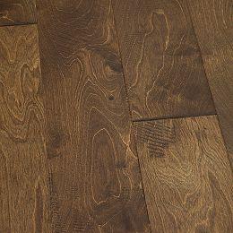 Birch Lobos 3/8 in. T x 6.5 in. W x Varying Length E. Click Hardwood Flooring (23.64  sq. ft./case)