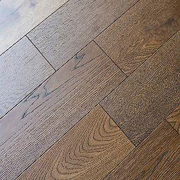 Rivington Cocoa 1/2-inch T x 5-inch W x Varying L Eng. Hardwood Flooring (16.15 sq.ft./case)