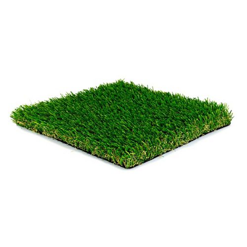 Jade 7.5ftx25ft artificial grass for outdoor landscaping.