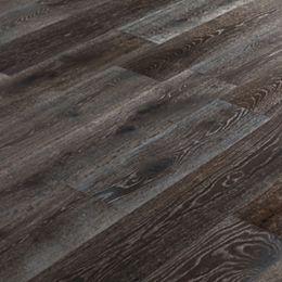XXL Greysmok 3/8-inch T x 7.5-inch W x Varying L Engineered Hardwood Flooring (19.43 sq. ft. /case)