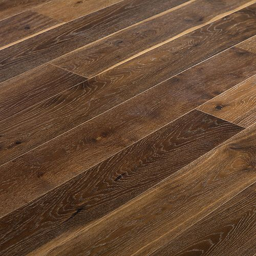 XXL Tanned 3/8-inch T x 7.5-inch W x Varying L Engineered Hardwood Flooring (19.43 sq. ft. /case)