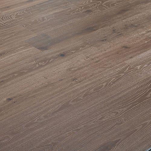 XXL Latte 3/8-inch T x 7.5-inch W x Varying L Engineered Hardwood Flooring (19.43 sq. ft. /case)