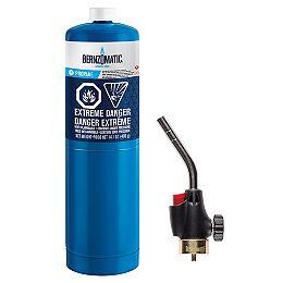 WPK2301 Kit de plomberie torche de base avec allumage intégré