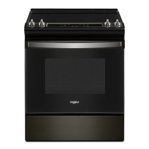 4.8 Cu. Ft.Electric Range with Frozen Bake Technology