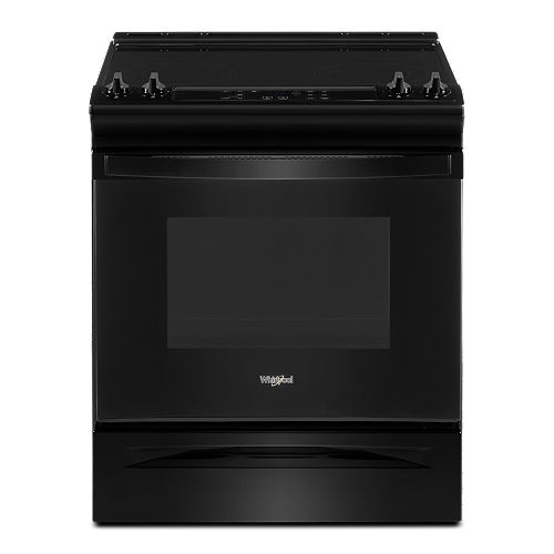 4.8 Cu. Ft. Electric Range with Frozen Bake Technology