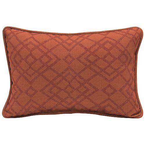 Sienna Lumbar Throw Pillow