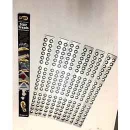 Anti-Slip Stair Tread , Stainless Steel