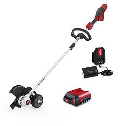 60-Volt Max Lithium Ion 8 in. Cordless Electric Lawn Edger - Battery and Charger Included