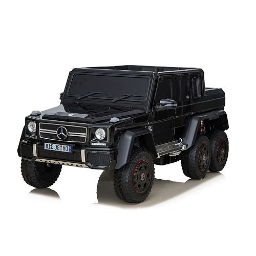 Kool Karz Mercedes G63 AMG Ride-On Toy Car - Black