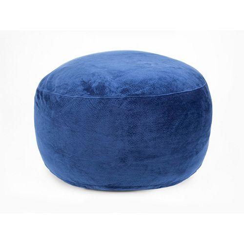 Lounge & Co Jumbo Foam Lounger Blue
