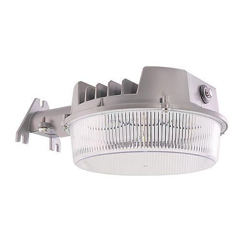 250-Watt 4000 Lumens  LED Grey Basic Area Light