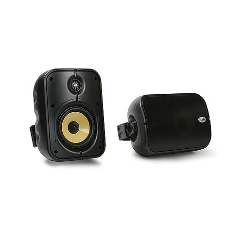 PSB Speakers CS500 Universal In-Outdoor Speakers - Black