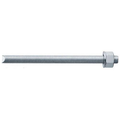 Tiges d'acier filetées 1-1/4 po x 22 po HAS-E (2 pièces)