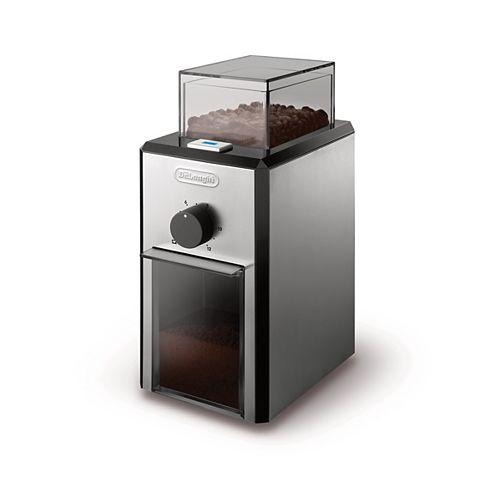 Moulin à café à meule DeLonghi de 120 g